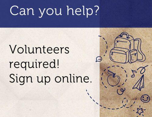 Can You Help? Tuckshop Volunteers Required