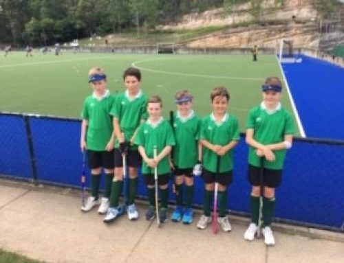 Genesis Students Represent Pine Rivers District for Hockey!