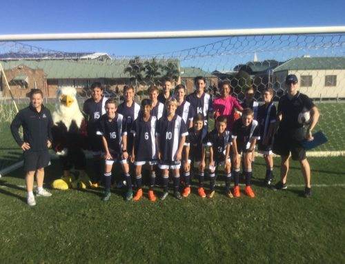 Genesis wins first home game in the ISSA Football Cup