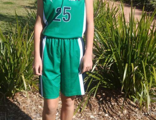 Congratulations Jemma – Basketball